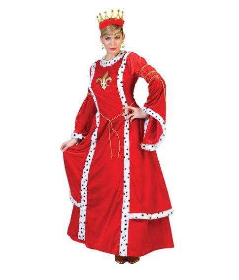 0d7b38056c7 Dronninge kostume til voksne