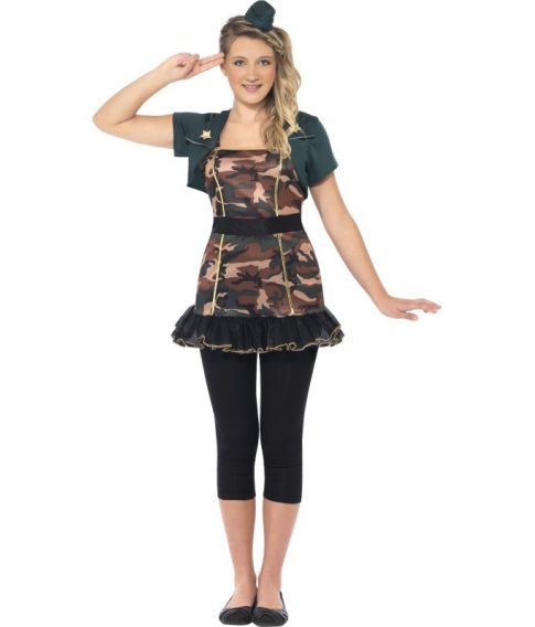 Miss Army Teen