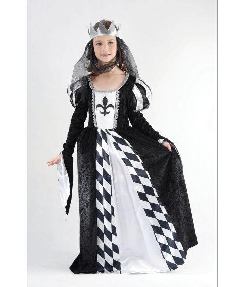 Skak Dronning kostume