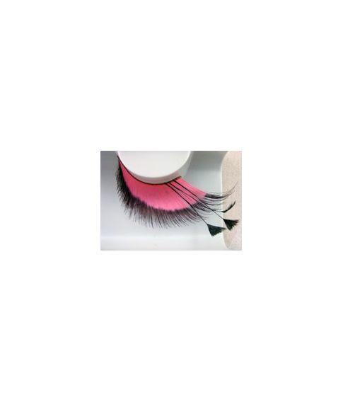 Sort / pink