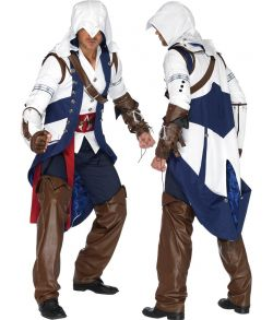 Assassins Creed Connor kostume