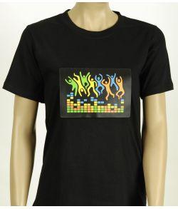 Rave T-shirt, Dans