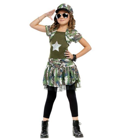 Army Brat kostume