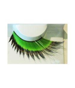 Grøn / sort, lange