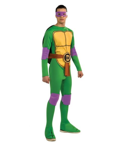 ninja turtles udklædning voksen