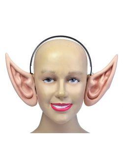 Spidse ører