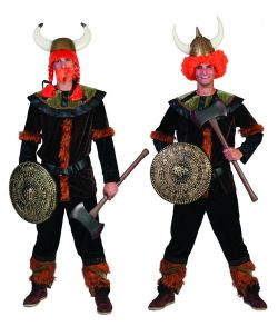 Nordisk Viking kostume