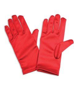 Røde handsker, barn