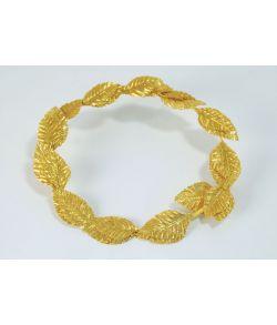 Gylden laurbærkrans