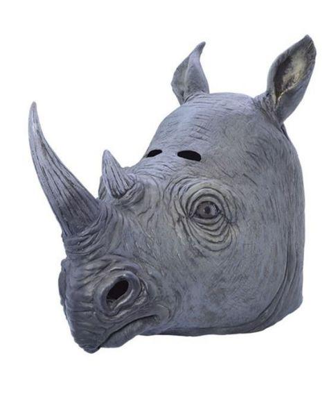 Næsehorn maske