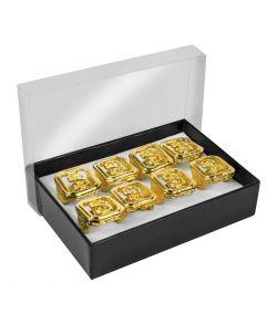 Guld Dollarring