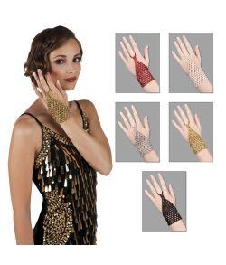 Perle handsker