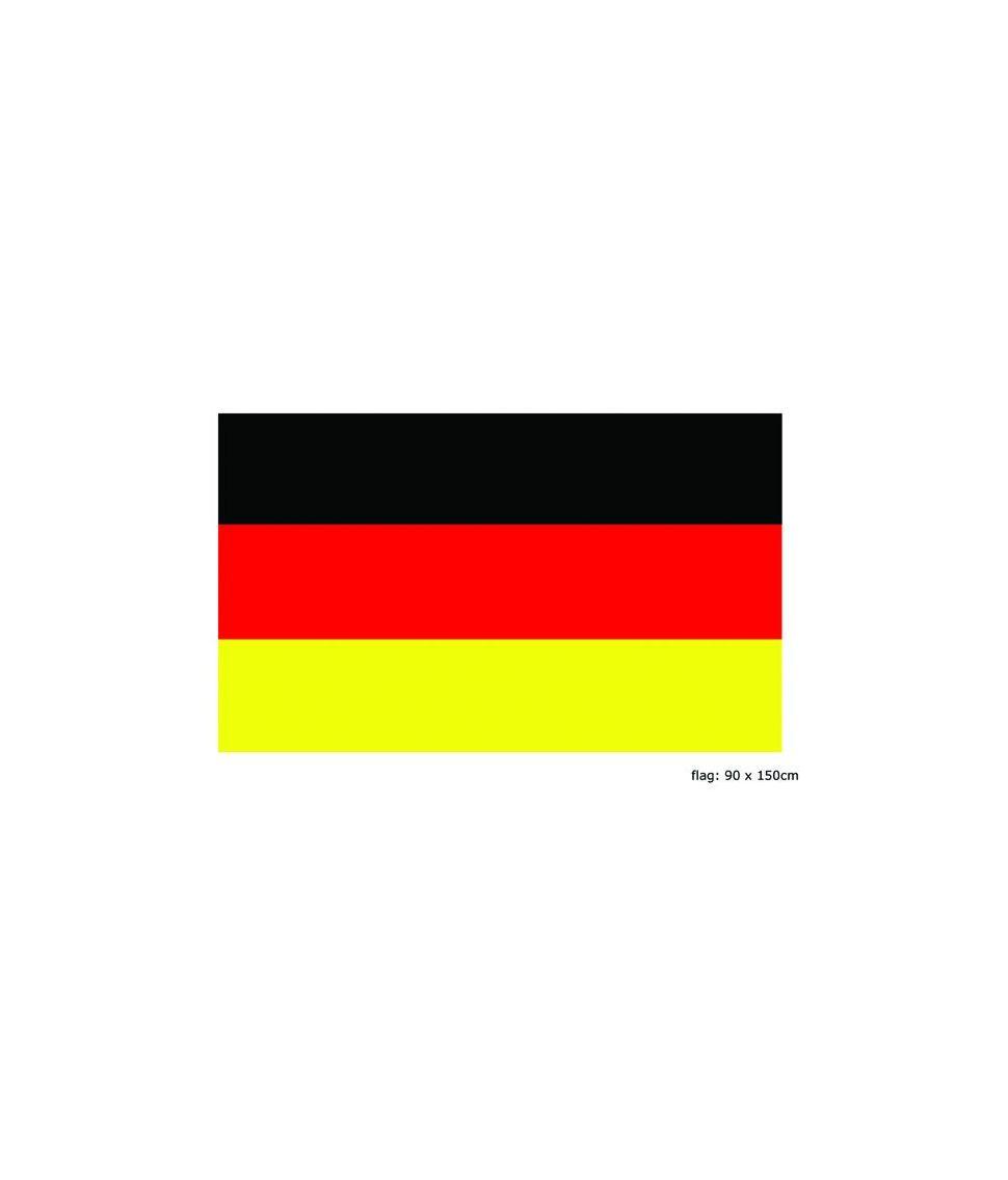 Flag Tyskland, 90 x 150