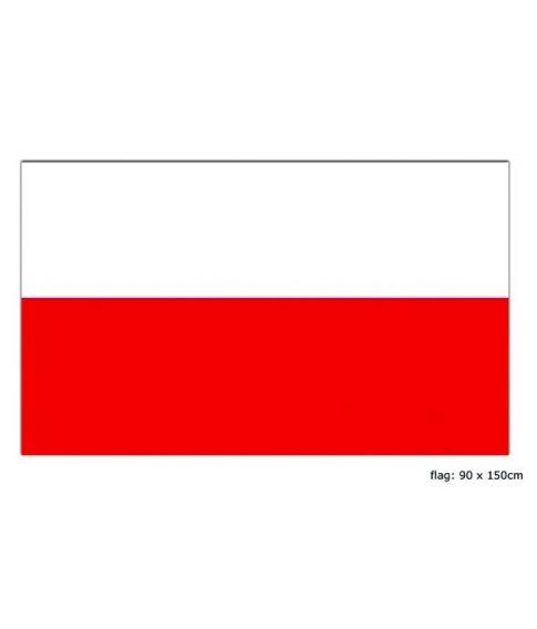 Flag Polen, 90 x 150