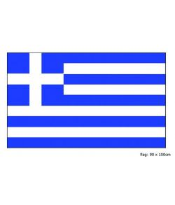 Flag Grækenland 90 x 150