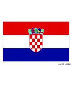 Flag Kroatien, 90 x 150
