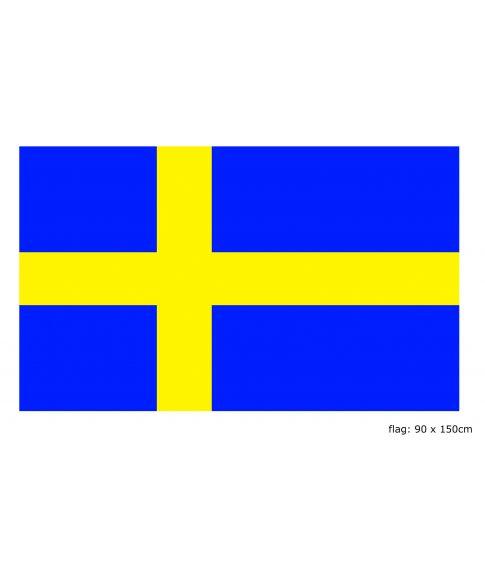 Flag Sverige, 90 x 150