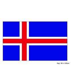 Flag Island, 90 x 150