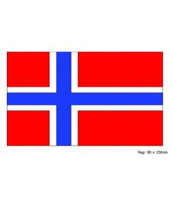 Flag Norge, 90 x 150