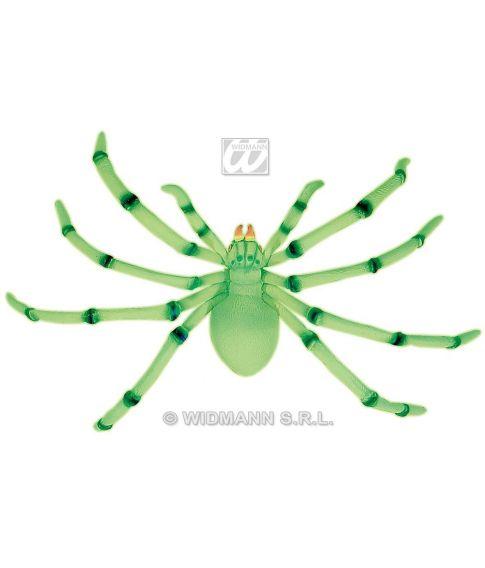 Edderkop, selvlysende