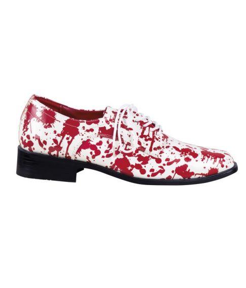Blodige sko