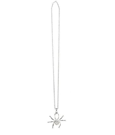 Edderkop halskæde