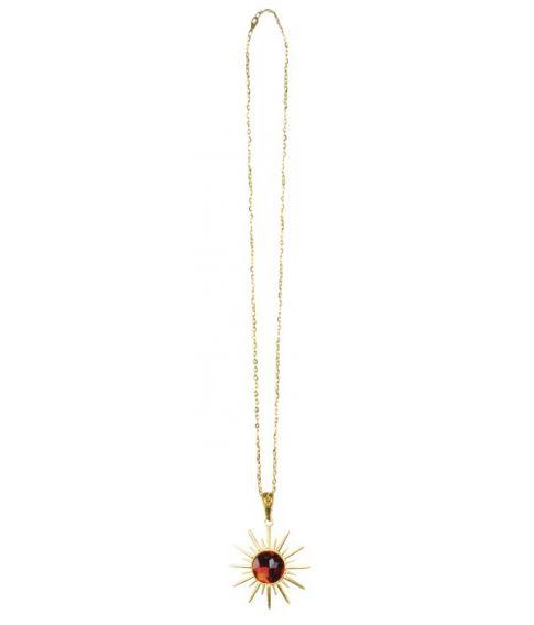 Ruby Star halskæde