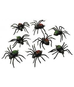 Edderkopper. 8 stk.