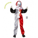 Killer Clown med lys