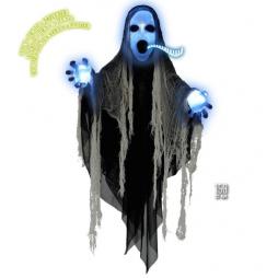 Halloween dekoration Sinister Reaper, 153 cm