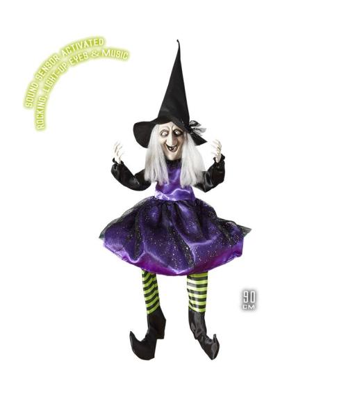 Rocking Witch