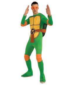 Ninja Turtles Michelangelo kostume