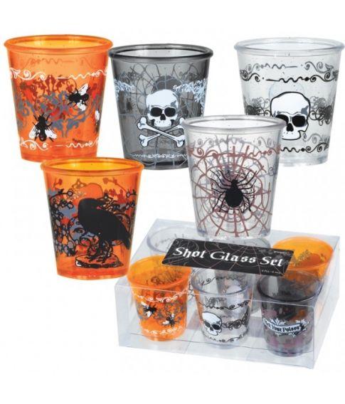 Halloween shotglas