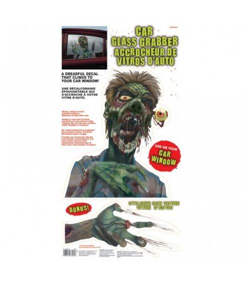 Zombie vinduesdeko