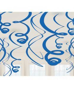 Lofthvirvl blå