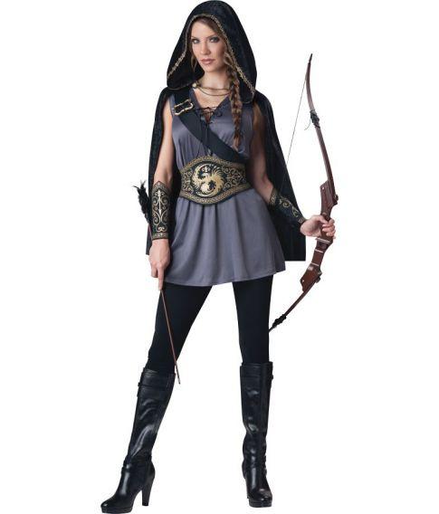 Huntress kostume