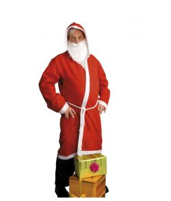 Billig Julemandsfrakke til kun kr. 79,-