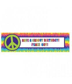 Hippie banner