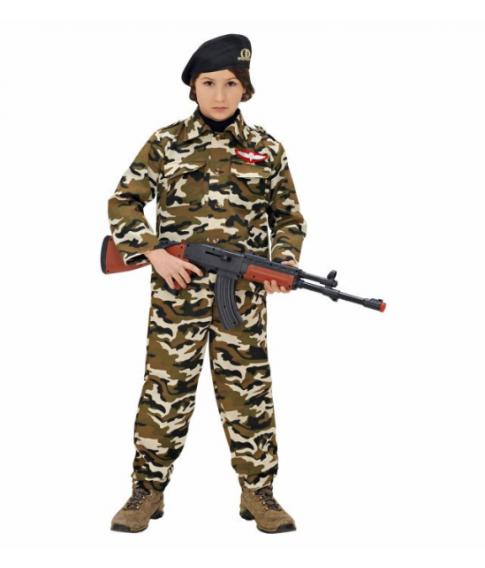 Soldatkostume