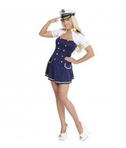 Navy Captain Girl