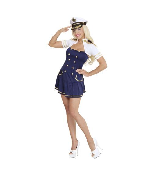 Navy Captain Girl