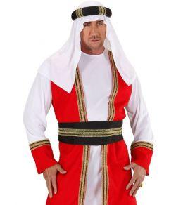 Sheik kostume