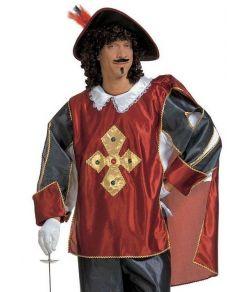 Musketer kostumer