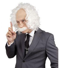 Parykker med skæg