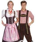 Oktoberfest kostumer og pynt