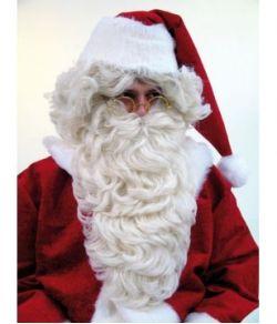 Julemandsparykker og skæg