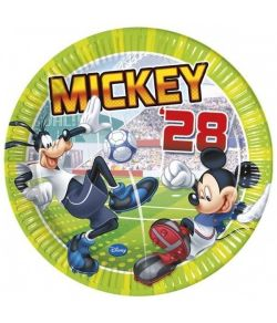 Mickey Mouse Fodbold