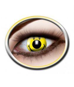 Farvede kontaktlinser