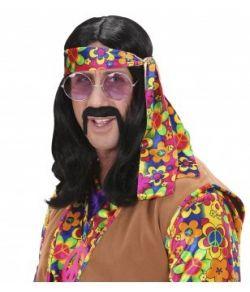 60´-70´ - Hippie parykker