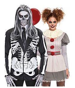 Halloween kostumer og udklædning